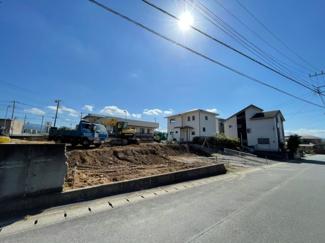 【外観】裾野市佐野第3 新築戸建 3号棟