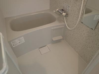 【浴室】グランディール菊水