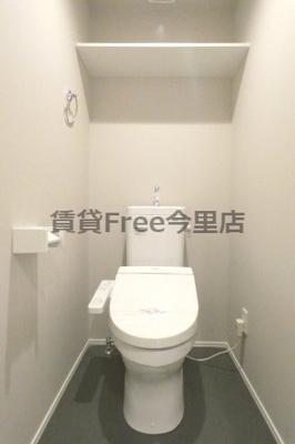【トイレ】ALBA 仲介手数料無料