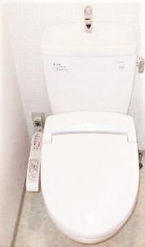 【トイレ】ヴェルト上野毛