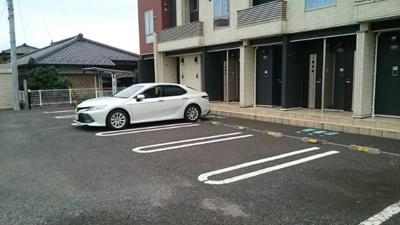 【駐車場】レジデンスKⅤ