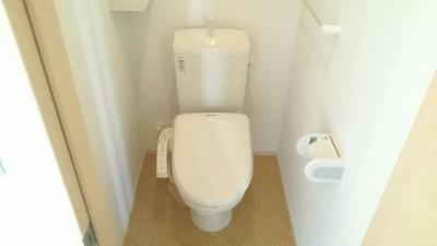 【トイレ】レジデンスKⅤ