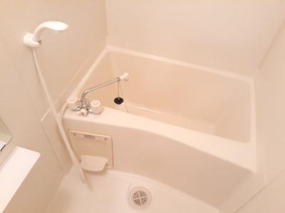 【浴室】メゾンアンソレイユ