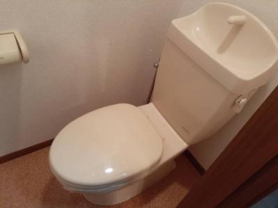 【トイレ】メゾンアンソレイユ