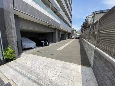 【駐車場】スクウェア J