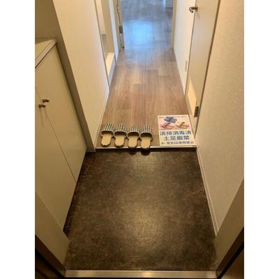 【玄関】カブト124