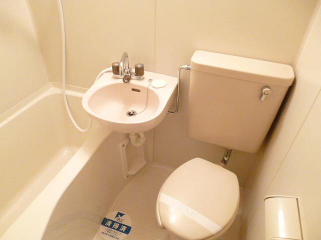 【浴室】スカイコート池袋西