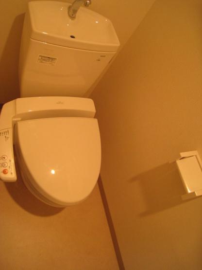 【トイレ】スカイコート練馬壱番館