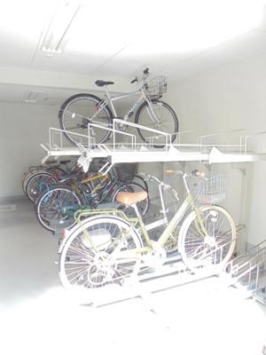 駐輪場駐輪場