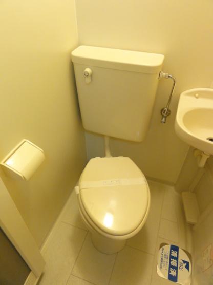 【トイレ】スカイコート練馬