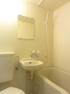 【浴室】スカイコート練馬