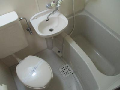 【浴室】ピアタマキ