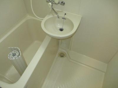 【浴室】クレアシオン大山