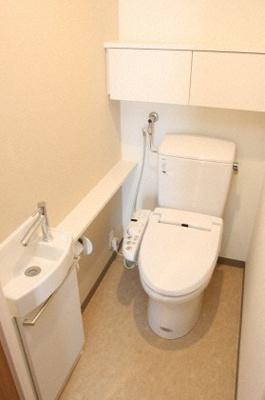 【トイレ】プライムメゾン南2条