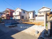 蓮田市黒浜 3期 新築一戸建て グラファーレ 01の画像
