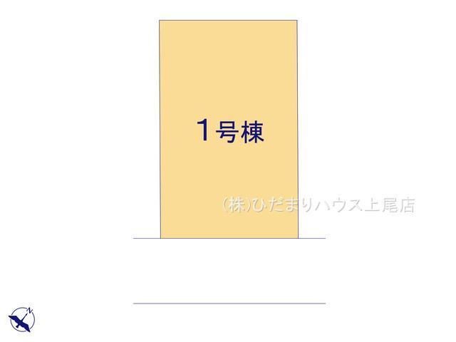 【区画図】蓮田市黒浜 3期 新築一戸建て グラファーレ 01