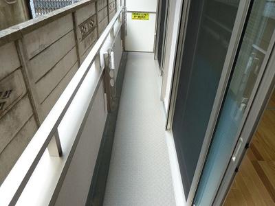 【バルコニー】ニューライフ津田沼B棟