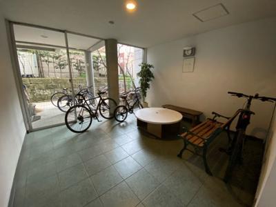 【ロビー】ラ・カーサ・セレナータ 駅近 2人入居可能 デザイナーズ賃貸