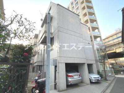 【外観】ラ・カーサ・セレナータ 駅近 2人入居可能 デザイナーズ賃貸