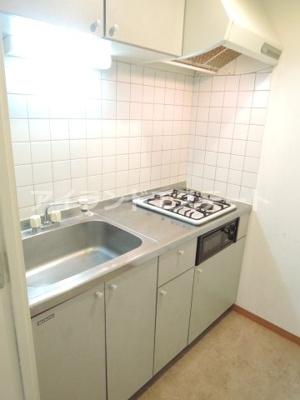 【キッチン】ラ・カーサ・セレナータ 駅近 2人入居可能 デザイナーズ賃貸
