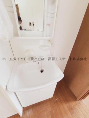 【独立洗面台】CREST-6