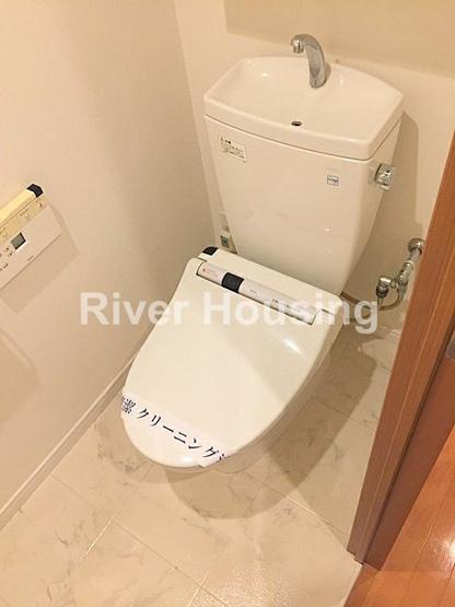 【トイレ】日神デュオステージ中野坂上