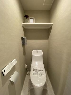 シャワートイレ新規交換