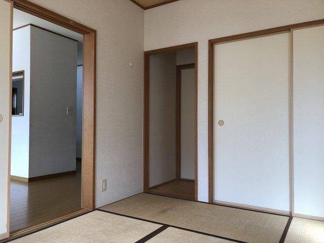 来客用の宿泊部屋にもご利用頂けます。