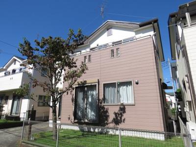 【玄関】ブルーミングハウス