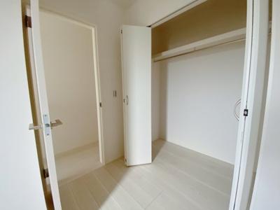 収納豊富な間取りです!2階居室にはウォークインクローゼット確保!居住空間を広々と活用できます!