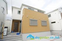 秦野市三屋 新築戸建 全7棟4号棟の画像