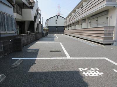 【駐車場】エクレール高田東