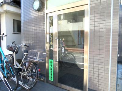 【エントランス】マンションソーキI