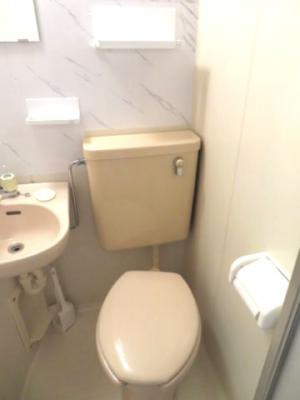 【トイレ】マンションソーキI