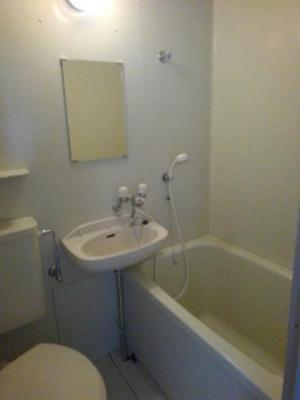 【浴室】シティハイツいとう