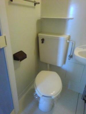 【トイレ】シティハイツいとう