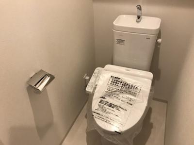 【トイレ】クレヴィスタ板橋大山