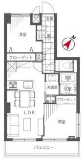 おしゃれな住空間を実現できるお住まい。フラット35利用可能。