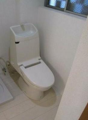 【トイレ】パレス恵比寿