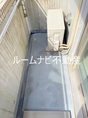 【バルコニー】ソレイユ南大塚