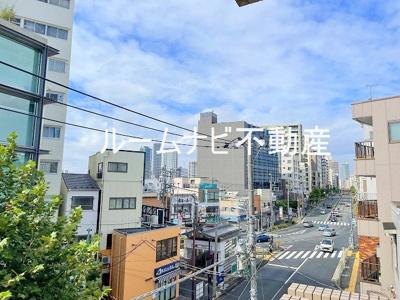 【展望】ソレイユ南大塚