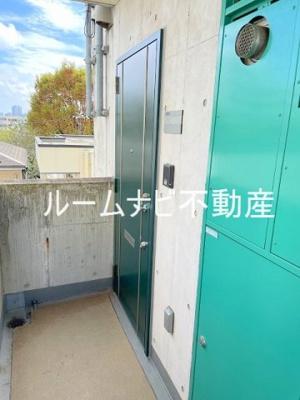 【玄関】ソレイユ南大塚