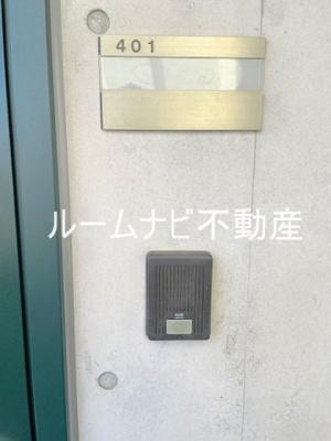 【セキュリティ】ソレイユ南大塚