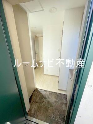 【内装】ソレイユ南大塚
