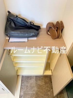 【収納】ソレイユ南大塚