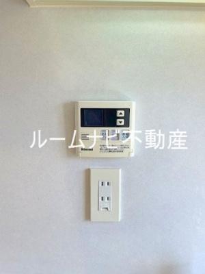 【設備】ソレイユ南大塚