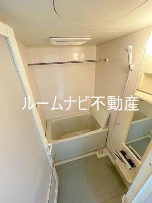 【浴室】ソレイユ南大塚
