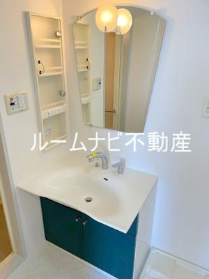 【独立洗面台】ソレイユ南大塚