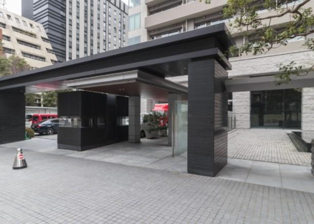 【エントランス】赤坂タワーレジデンストップオブザヒル
