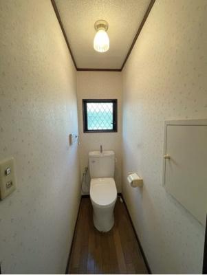【トイレ】南3丁目貸家
